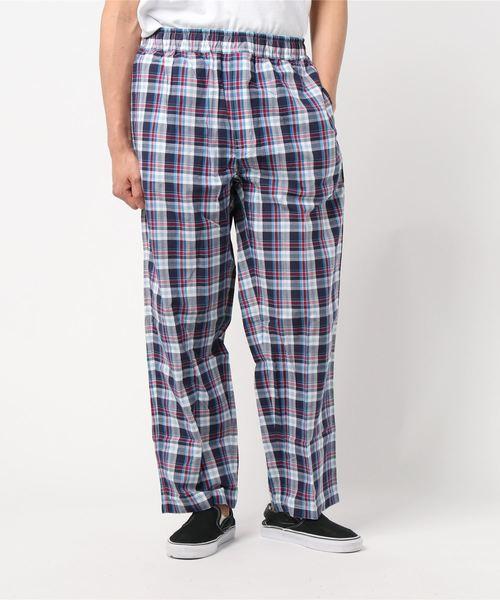 最高級 【セール】CLEVE SHIRT MAKERS/クリーブ・シャツ・メーカーズ MADRAS PANT/マドラスチェックパンツ(パンツ)|BEAVER(ビーバー)のファッション通販, トミヤマムラ:18fa87fe --- rise-of-the-knights.de