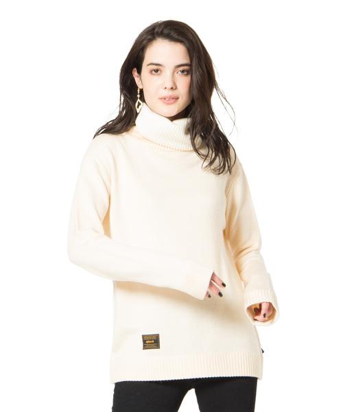 ファッション Lad turtle turtle knit/ knit ラッドタートルニット(ニット//セーター)|glamb(グラム)のファッション通販, カバー屋さん(ふとん村グループ):178ece89 --- 5613dcaibao.eu.org