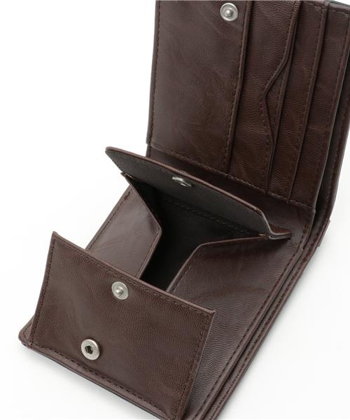 DEVICE gland 折財布
