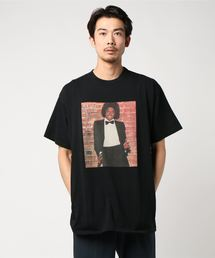 HYSTERIC GLAMOUR(ヒステリックグラマー)のMICHAEL JACKSON/OFF THE WALL 1979 ポケ付Tシャツ(Tシャツ/カットソー)