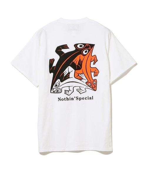 NOTHIN'SPECIAL / Illusion Pocket Tシャツ
