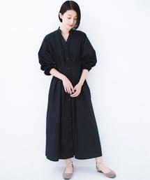 haco!(ハコ)のパッと着るだけでスタイル完成!便利な今っぽ女っぽワンピース(ワンピース)