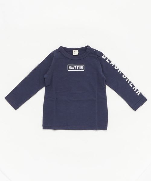 JEANS-b 2nd/ジーンズベーセカンド RIDE ロングTシャツ