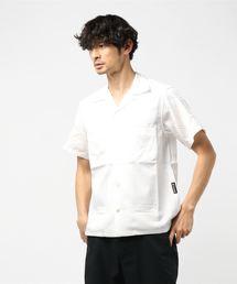 Columbia(コロンビア)の【COLUMBIA BLACK LABEL】オコントベンドショートスリーブシャツ(シャツ/ブラウス)