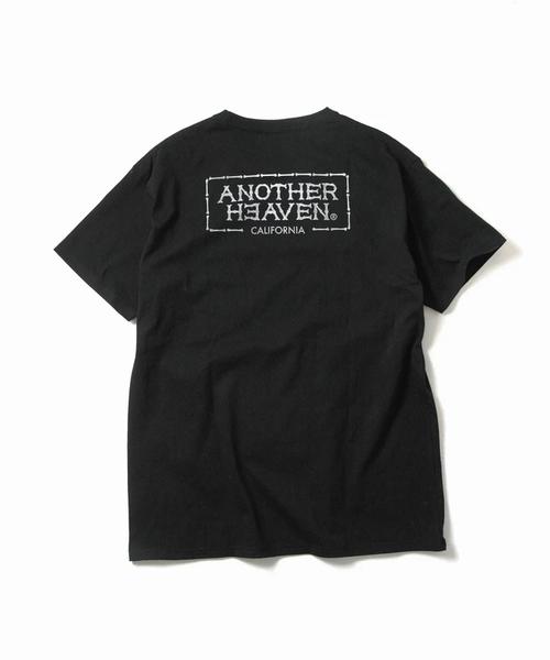 ANOTHER HEAVEN/アナザーヘブン バックロゴTシャツ