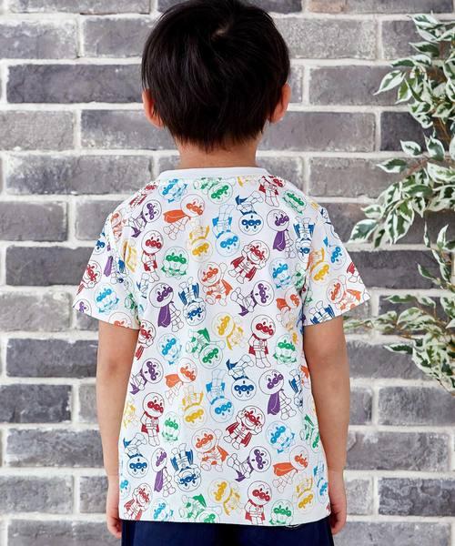 【アンパンマン】AP総プリントTシャツ