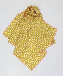 〈AVENUE( アベニュー)〉PRINT スカーフ