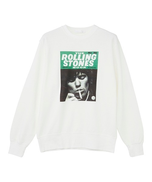 THE ROLLING STONES/RS BOOK NO.30 スウェット