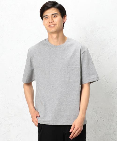 ◇JY MXP MEDIUM ビッグシルエットポケットTシャツ