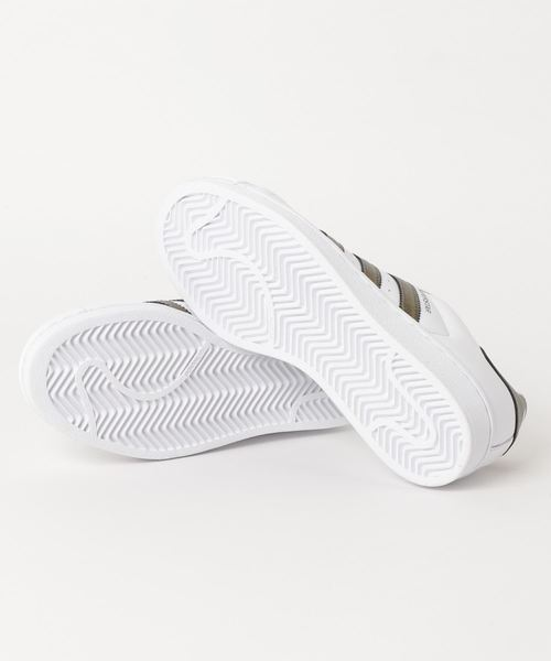 adidas / SUPERSTAR W (ランニングホワイト/コアブラック/コアブラック)