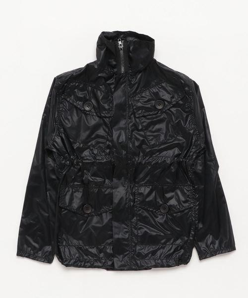 The Black Nylon M-65 Jacket(キッズ ブラック ナイロンM-65ジャケット)