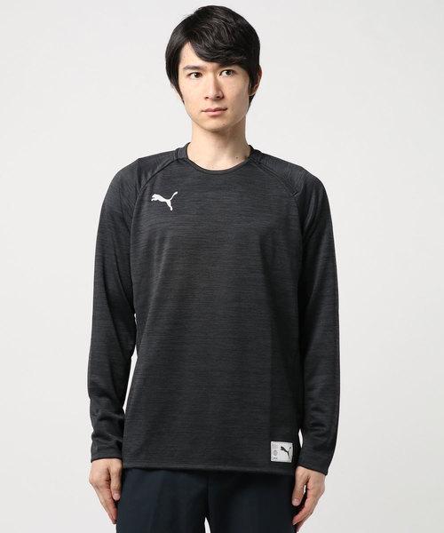 PUMA プーマ FTBLNXT カジュアル 1/4 ジップ トップ