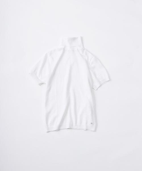 正規品 ギマ天竺ニットのハイネックTシャツ, 三笠市 a759060d