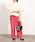 ROPE' mademoiselle(ロペマドモアゼル)の「【AQUA】カシミヤブレンドボートネック袖パフニット(ニット/セーター)」 詳細画像