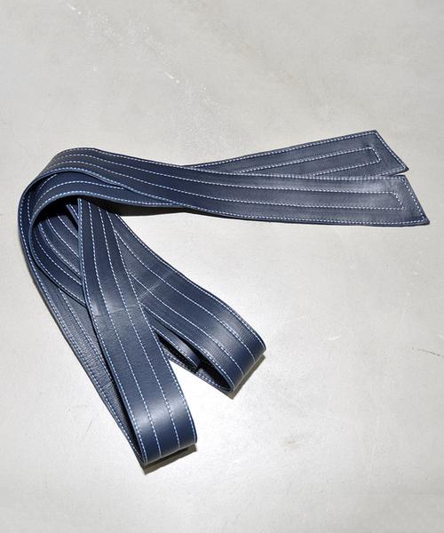 最上の品質な JANESMITH BELT ジェーンスミス/// STITCH BAND BELT ステッチバンドベルト/ 20SBT-#950L(ベルト) JANESMITH(ジェーンスミス)のファッション通販, advanceclothing:7e1467ed --- dpu.kalbarprov.go.id