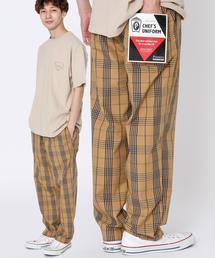 【女性にもオススメ】PENNEYS(ペニーズ)別注シェフパンツ'CHEF PANTS' (イージーパンツ/バルーンパンツ/チェック)