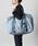 TRAVEL SHOP MILESTO(トラベルショップミレスト)の「MILESTO UTILITY ポケッタブルボストンバッグ 45L(ボストンバッグ)」|ブルーグレー