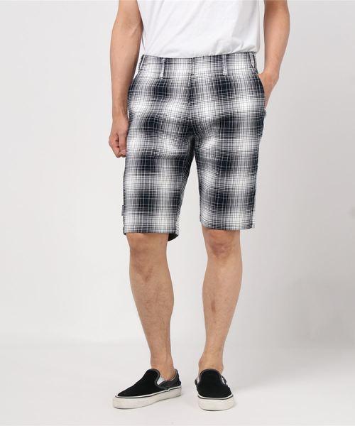 直送商品 BxH Check Check BOUNTY Half Pants(パンツ) BOUNTY Half HUNTER(バウンティーハンター)のファッション通販, カッティングシートWEB SHOP:81573e36 --- pyme.pe