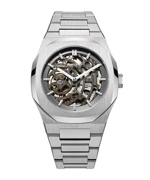 【 開梱 設置?無料 】 D1 Skeleton MILANO Automatic ディーワンミラノ TIC P701 Automatic Skeleton Watch(腕時計)|D1 MILANO(ディーワンミラノ)のファッション通販, パオコーヒー:cf17bf36 --- dpu.kalbarprov.go.id