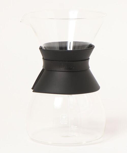 【Toffy/トフィー】 カスタムドリップコーヒーメーカー用 ガラスポット