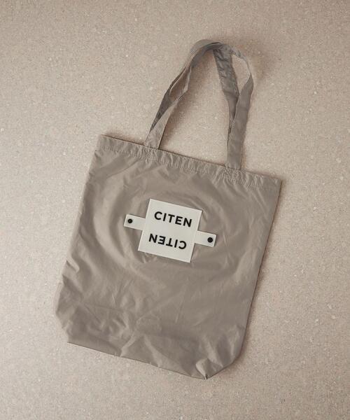 <CITEN(シテン)>CITENくるくるパッチン トートバッグ