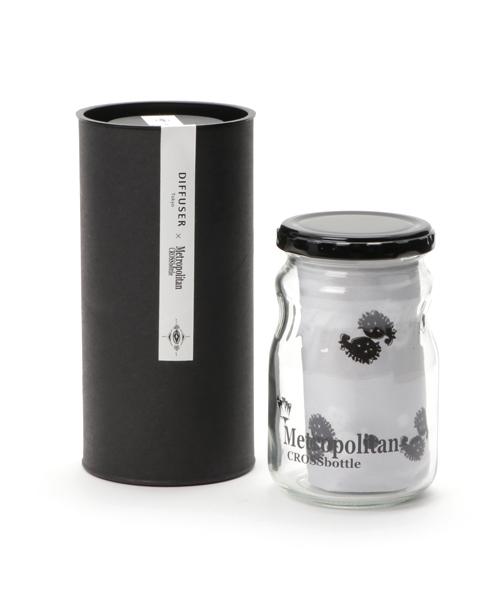 DIFFUSER CLOTH BOTTLE ×Metropolitan CROSSbottlクリーニングクロス リバーシブル ボトル