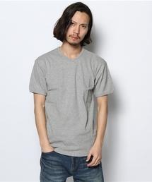 AVIREX(アヴィレックス)のAVIREX(アヴィレックス) メンズ デイリー Vネック S/S(Tシャツ/カットソー)