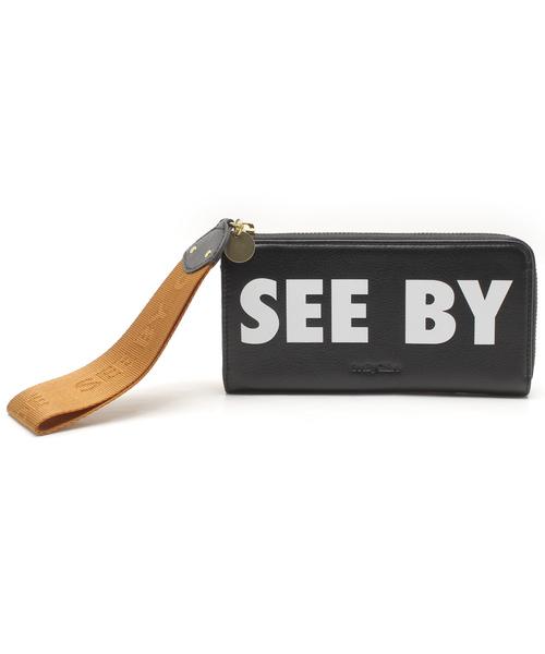 19bd7b266a9a セール/ブランド古着】財布(財布)|SEE BY CHLOE(シーバイクロエ)の ...