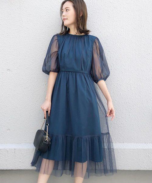 品質満点 チュールボリュームスリーブワンピース(ドレス)|PICCIN(ピッチン)のファッション通販, トランスタイル:6f26a78c --- 5613dcaibao.eu.org