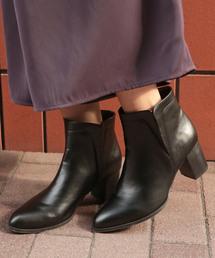 LEPSIM(レプシィム)のフィットゴアヒールブーツ 852364(ブーツ)