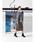 ASTRAET(アストラット)の「ASTRAET(アストラット)12G レオパード タイトスカート(スカート)」|詳細画像