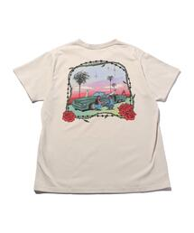 <SECOND/LAYER> CADDY ROSARY TEE/Tシャツ