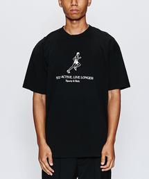 <SPORTY&RICH> LIVE LONGER TEE/Tシャツ