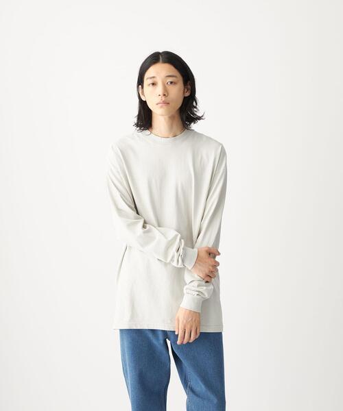 【別注】<LOS ANGELES APPAREL×CITEN>カスタムテーパード Tシャツ