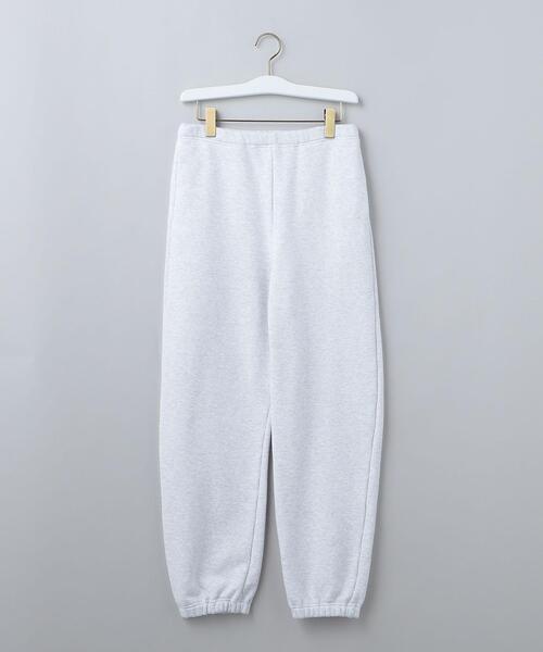 <6(ROKU)>COLOR SWEAT PANTS GRAY/パンツ