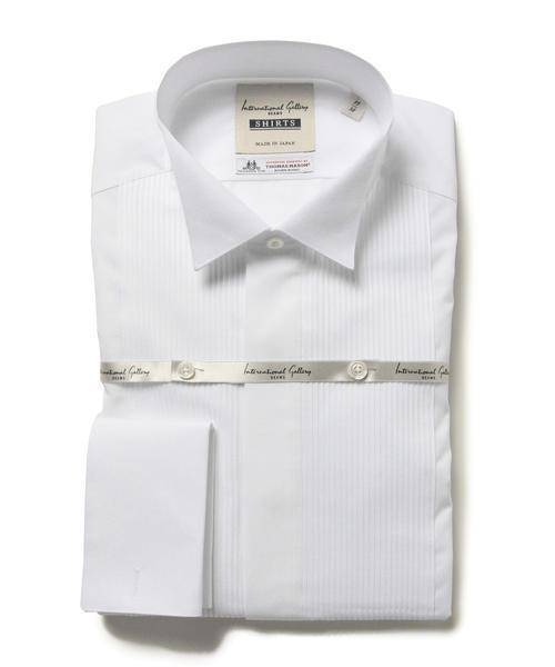 【通販 人気】 I.G.BEAMS/ カスタムスリム ウイングカラーシャツ(シャツ//ブラウス) メン,I.G.BEAMS International International Gallery BEAMS(インターナショナルギャラリービームス)のファッション通販, enzo_produce:3cedb4a0 --- skoda-tmn.ru