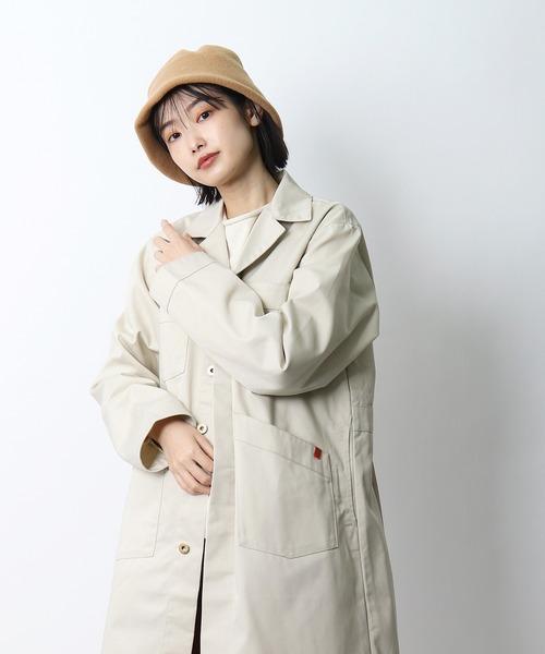 ∴【 Kopka / コプカ 】 Knitting Woollen Hat ニットウールハット