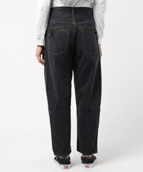 Name. WASHED DENIM TAPERED BAGGY PANTS (NMPT-19SS-004)
