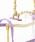 Casselini(キャセリーニ)の「クリアオーストリッチ風ポシェット(ショルダーバッグ)」|詳細画像