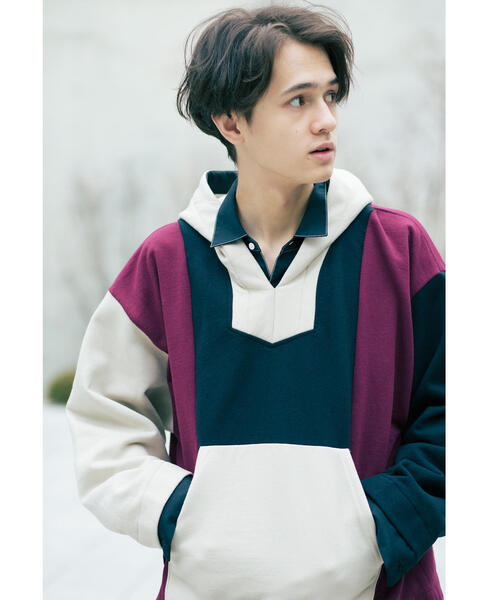 <PRE_> MEXICAN HOOD CRAZY/メキシカンパーカー