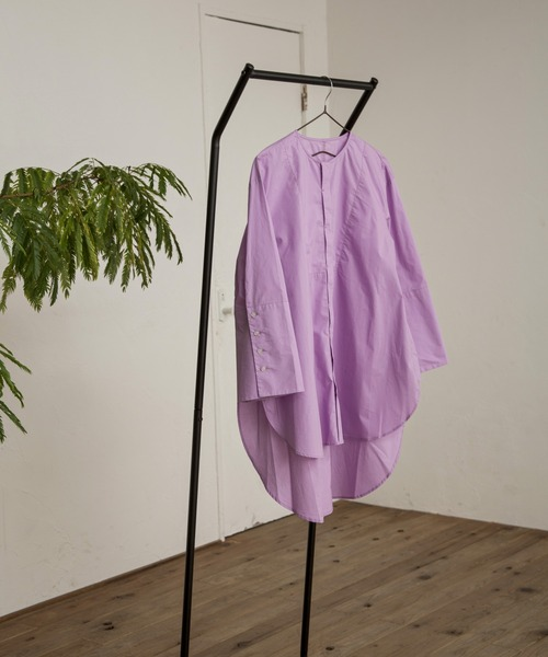 ロングカフスドレスシャツ