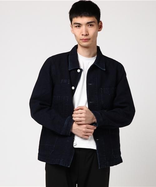 オカヤマオックスワークジャケット