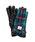 HARRIS TWEED(ハリスツイード)の「ハリスツイード×ラムレザー スマホ 手袋 レディースデザイン(リボン/ファー)(手袋)」|ブルー系その他