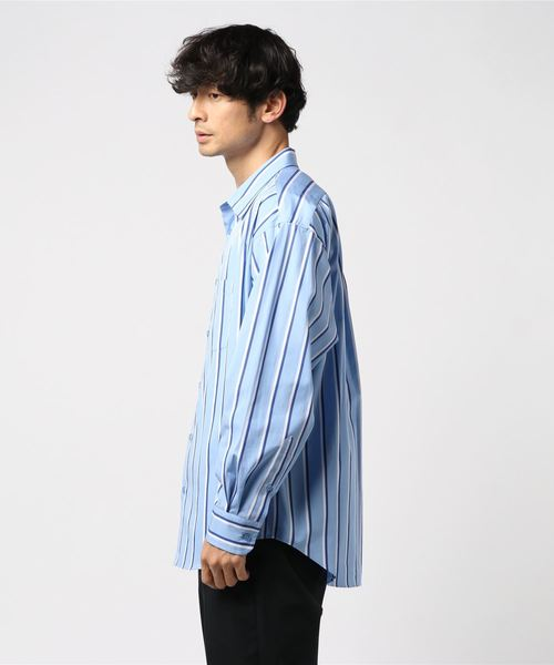 ALLEGE Standard stripe shirt (AH19S-SH02)