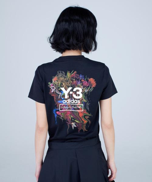 新しい到着 W PRINT TOKETA PRINT SS TEE(Tシャツ TOKETA/カットソー) SS Y-3(ワイスリー)のファッション通販, シャルビーインターネットショップ:03f25da3 --- skoda-tmn.ru