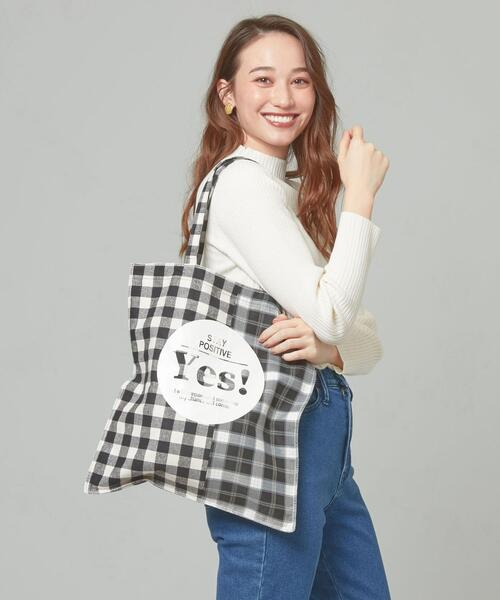 <casselini>YES! トートバッグ