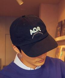 【WEB限定】 <AOR/Adult Oriented Records>×<info. BEAUTY&YOUTH> 6パネル キャップ