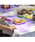 Jubilee(ジュビリー)の「クラウド シリコン ランチョンマット 【 2枚セット 】(キッチンツール)」 ラベンダー