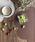 Jubilee(ジュビリー)の「クラウド シリコン ランチョンマット 【 2枚セット 】(キッチンツール)」|チョコ