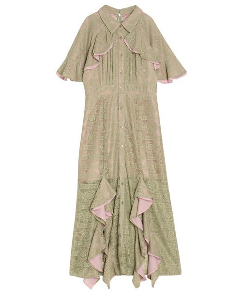 「[20Summer]Garnet Dress」